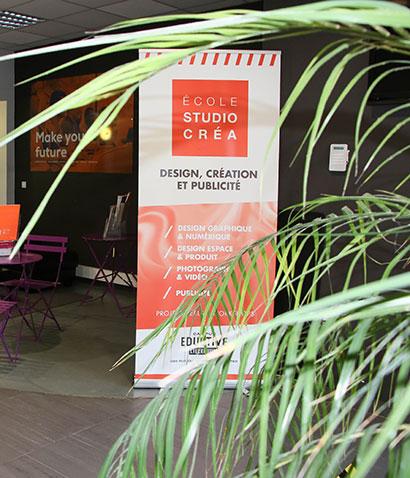 Lillenium EFET Studio Créa